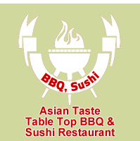 Asian Taste Table Top BBQ and Sushi Restaurant, Clark, NJ